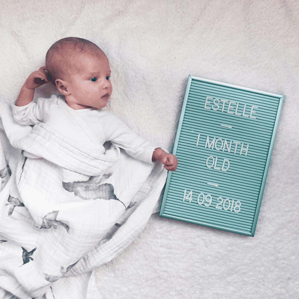 1 maand Estelle